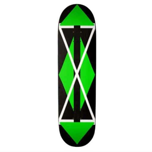 black-diamond-green-skateboard