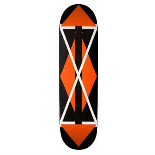 black-diamond-orange-skateboard
