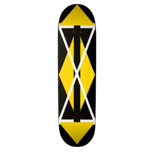 black-diamond-yellow-skateboard
