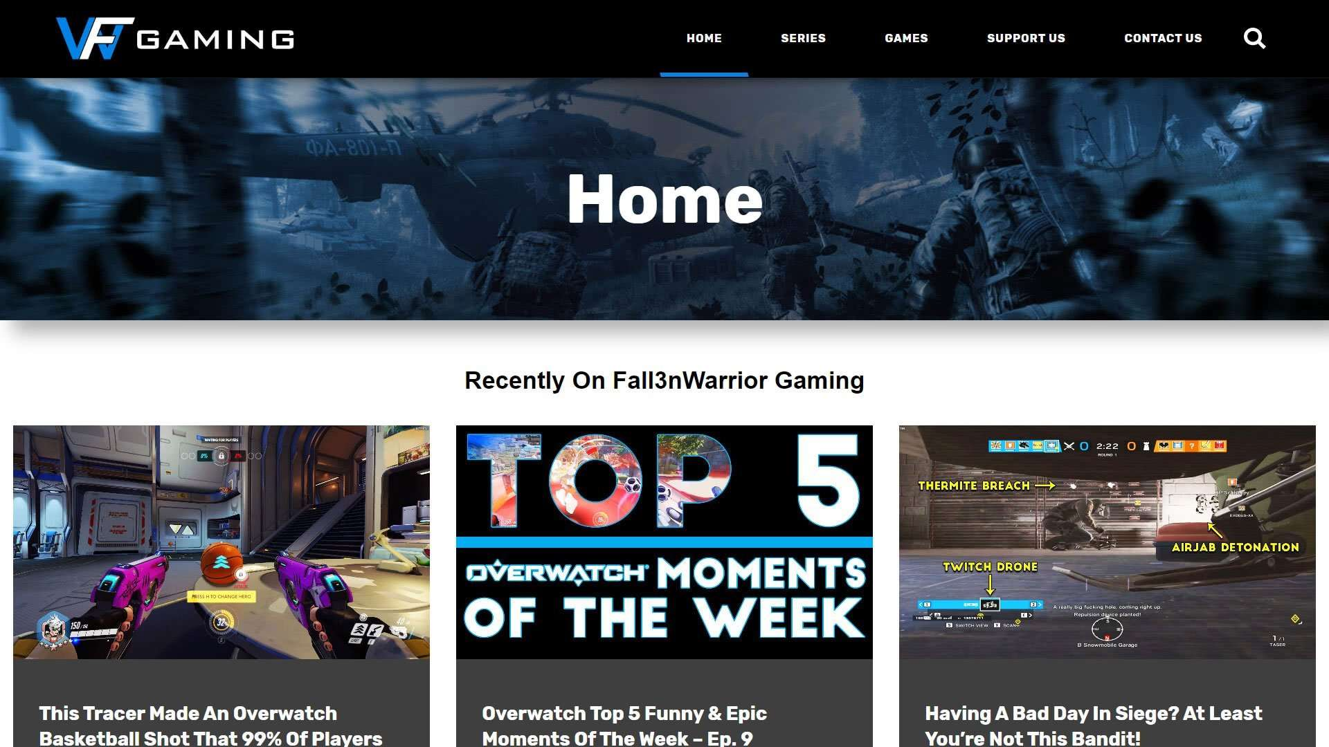 fwgaming-home-page