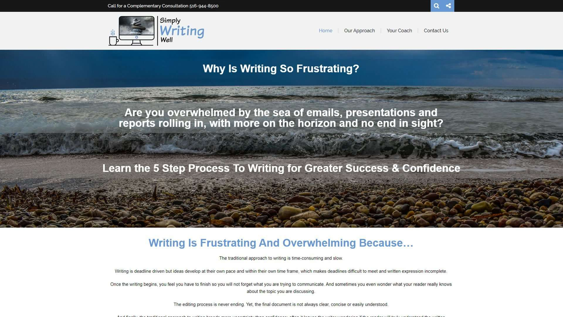 simply-writing-well-home-page